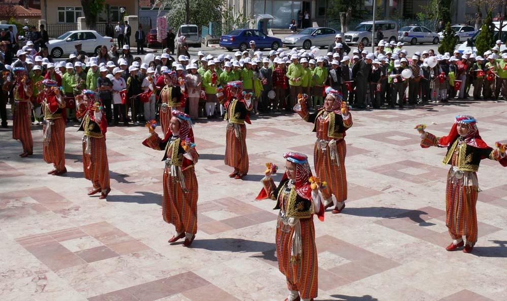 Bilecik'te çocuk festivali!