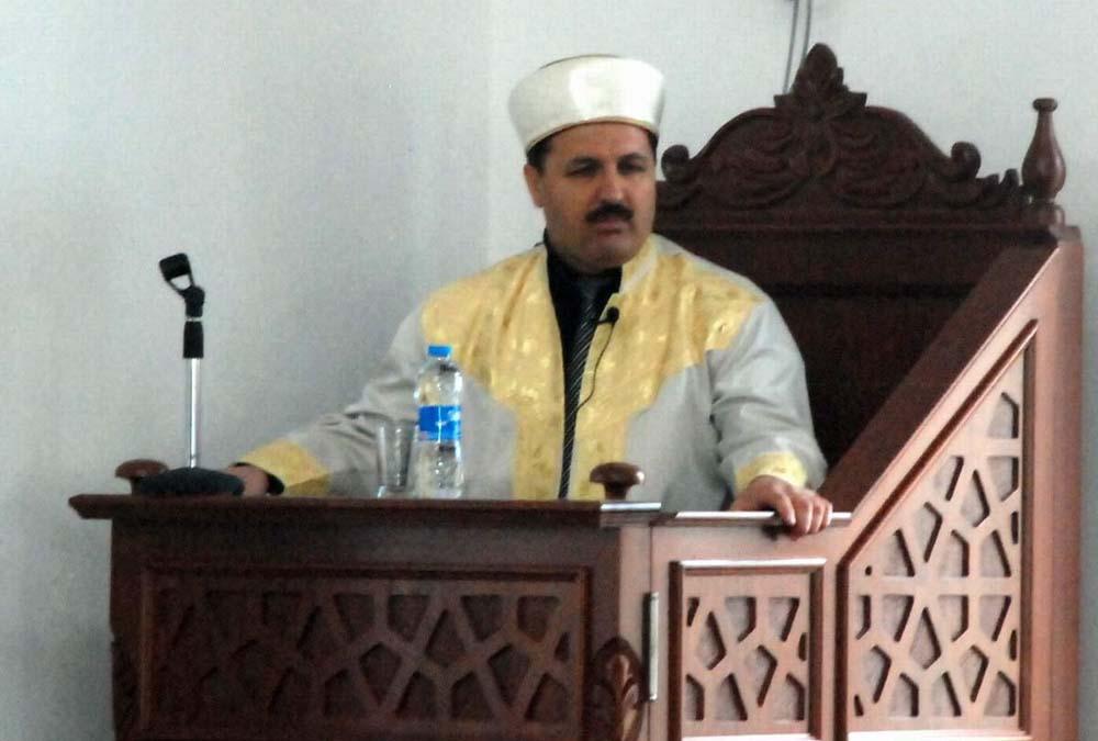 Osmanlı Cami dualarla açıldı!