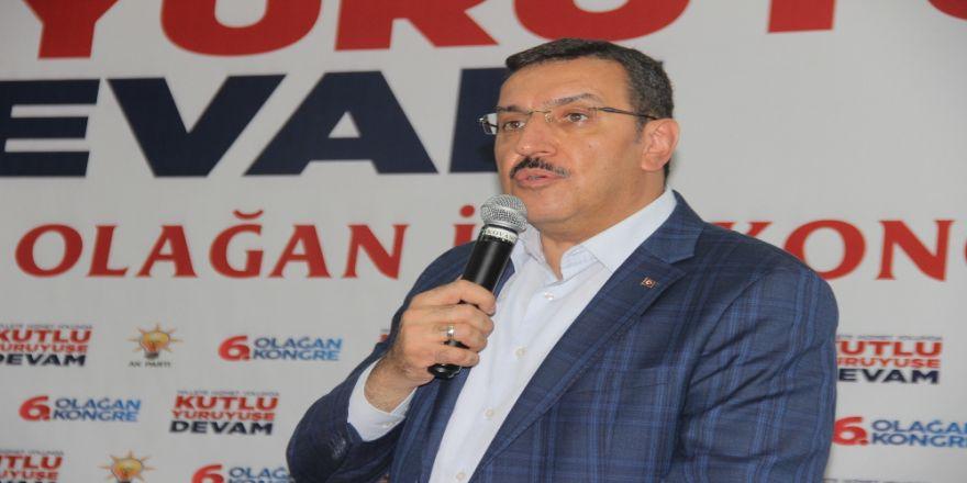 Bakan Tüfenkci: Her Noktada Hakimiyeti Ele Aldık