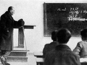 Seçmeli Derste Atatürk'e Özel Bölüm