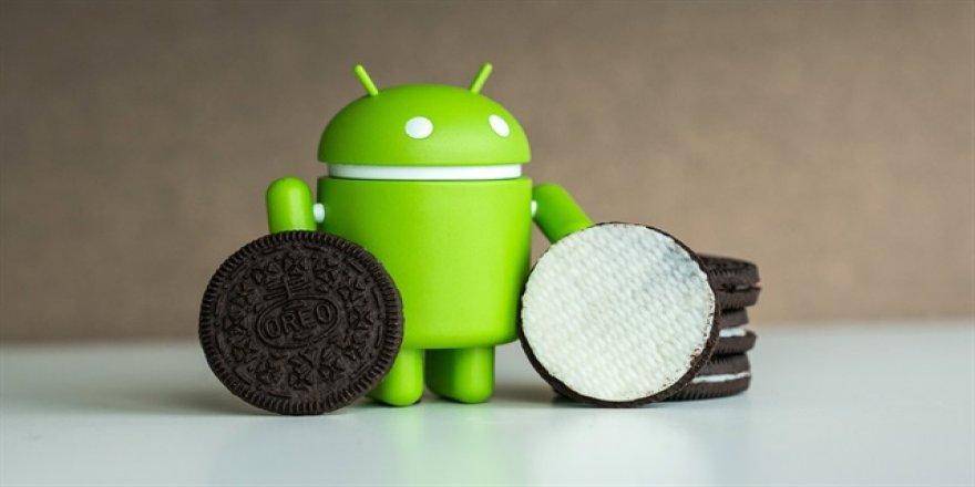 Android 8'in ismi netleşti