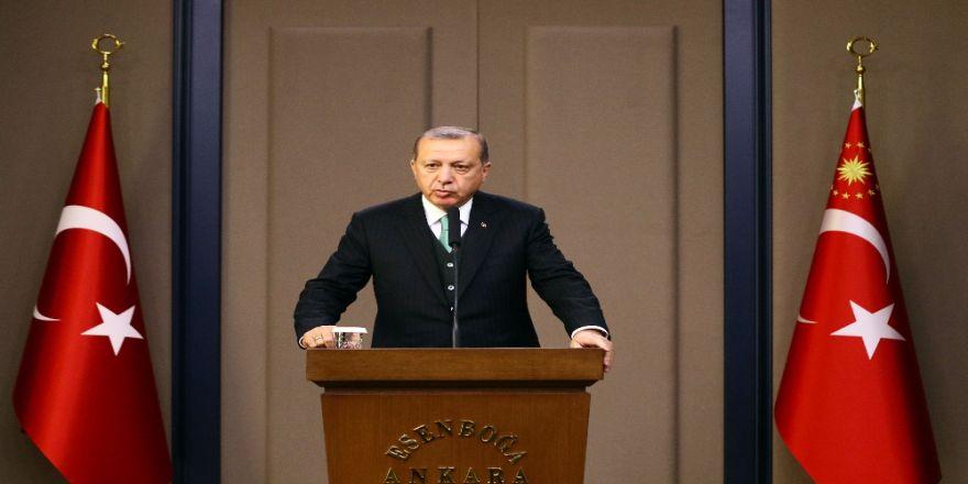 """Cumhurbaşkanı Erdoğan: """"Askerlikte Kırgınlık Kavramı Olmaz"""""""