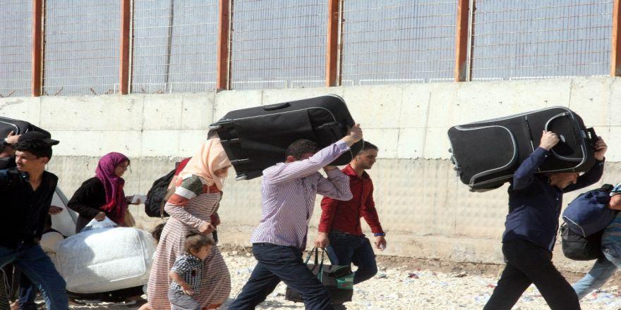 15 Bini Aşkını Bayram İçin Suriye'de