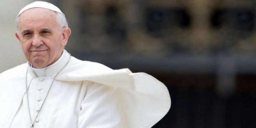 Papa'dan tüm dünya liderlerine çağrı!