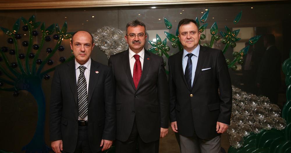 Bulgar Konsolos'tan Köşker'e özgü!