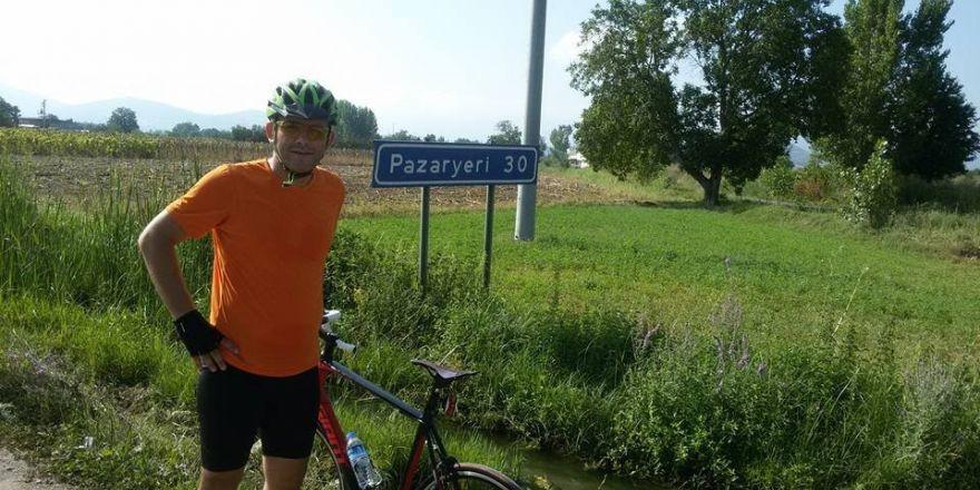 Bursa'dan Bilecik'e 82 Kilometre Pedal Çevirdiler