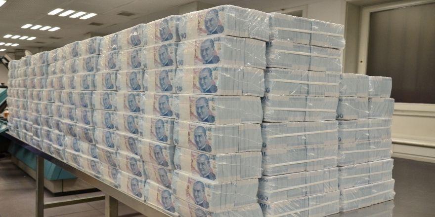 Merkezi Yönetim Brüt Borç Stoku 817,1 Milyar Lira Oldu