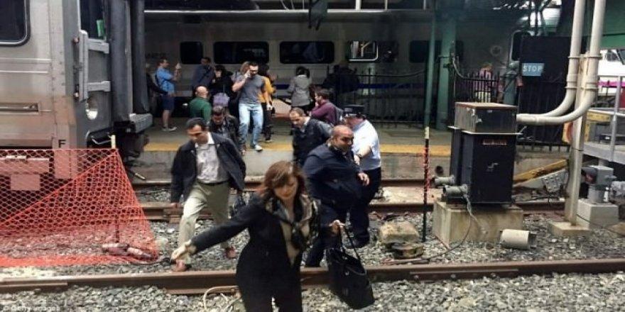 Tren kazası oldu! Çok sayıda yaralı var