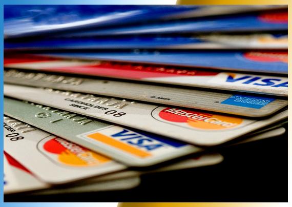 Kredi kartlarına veda ediyoruz!