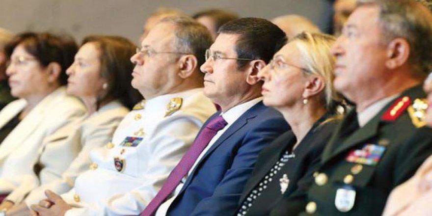 Yedi general ve amiral emekli