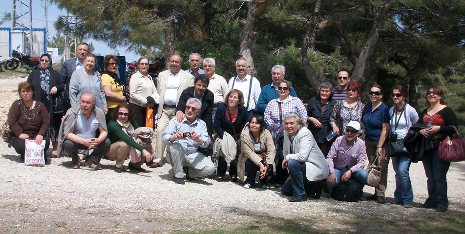 Tüko-Der Gebze'den Antakya ziyareti!