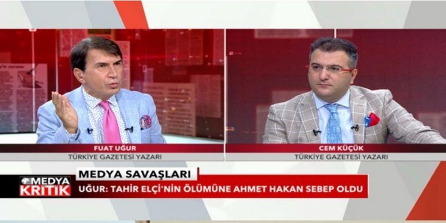 """""""Tahir Elçi'nin Ölümüne Ahmet Hakan Sebep Oldu"""""""