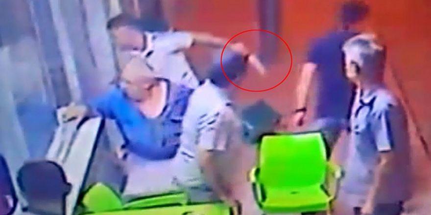 Hiç tanımadığı bir adamı bıçaklayan genç, bakın sonrasında ne yaptı