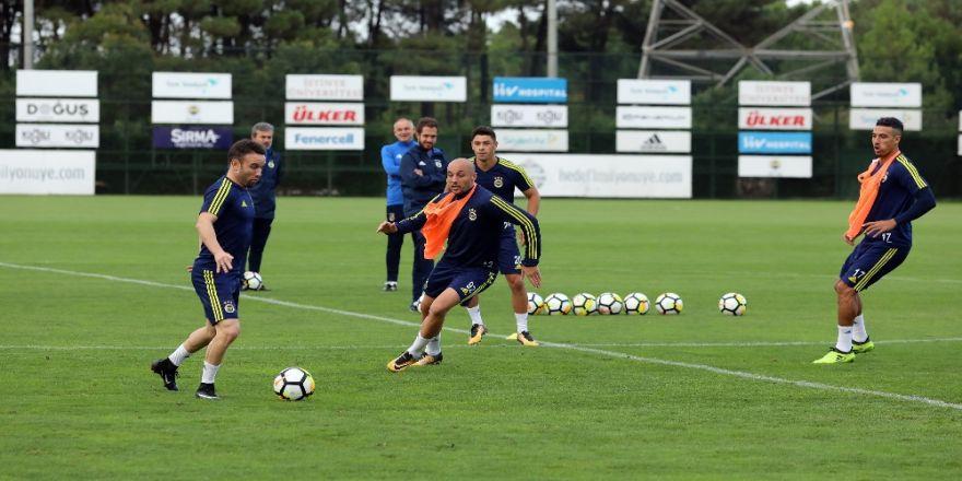 Fenerbahçe Vardar Maçına Hazır