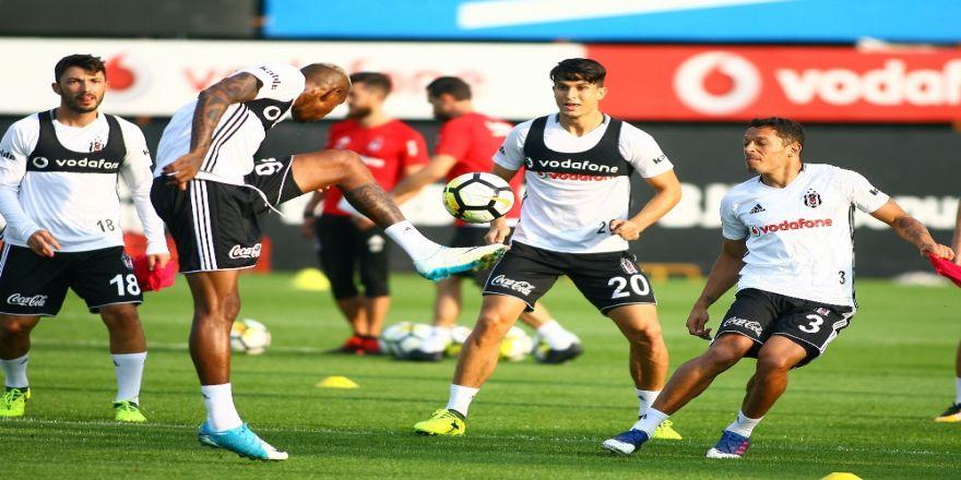 Beşiktaş'ta Bursaspor Mesaisi Sürüyor