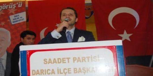 Erbakan'dan Darıca'da 28 Şubat açıklaması!