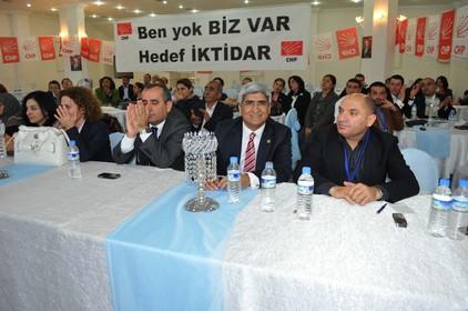 CHP Darıca'da yeni Başkan Kösali!