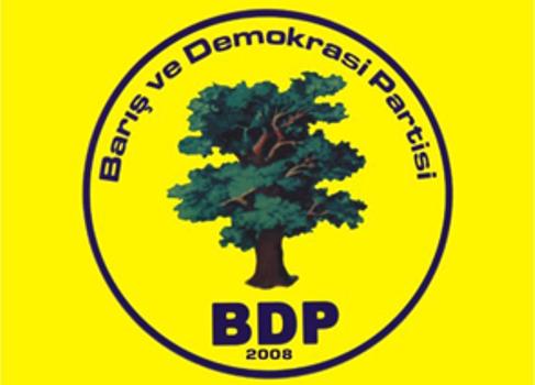 BDP'li İlçe Başkanı istifa etti!
