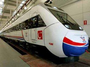 Hızlı tren Çin'le gelecek!