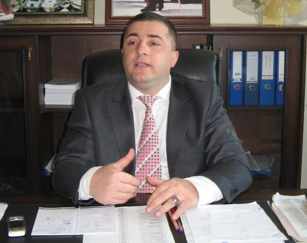 Hizmet-İş Sendikası  Başkanı: