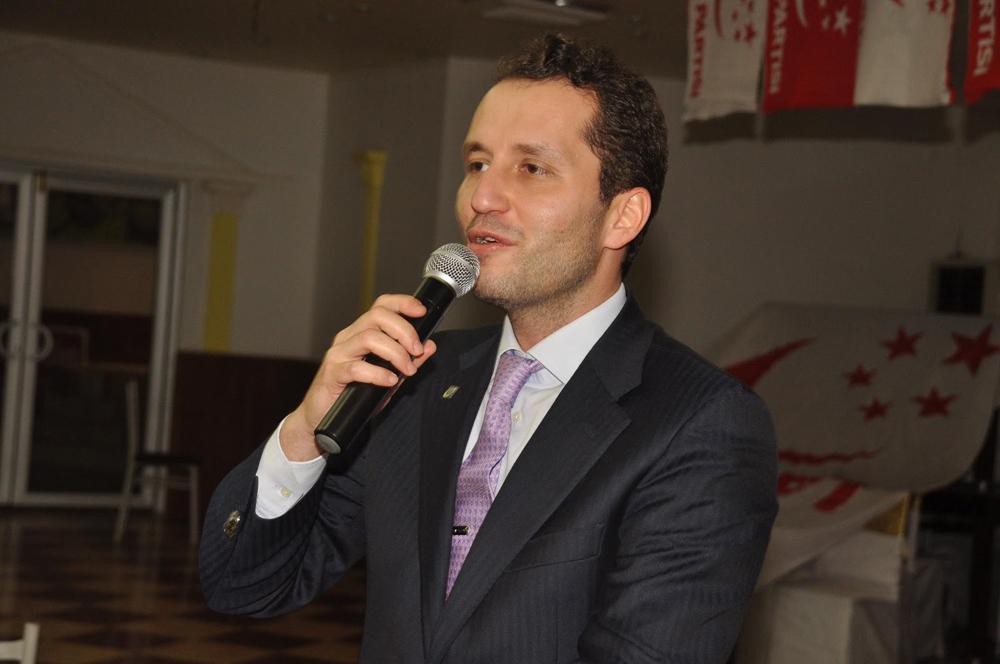 Fatih Erbakan Darıca'ya geliyor!