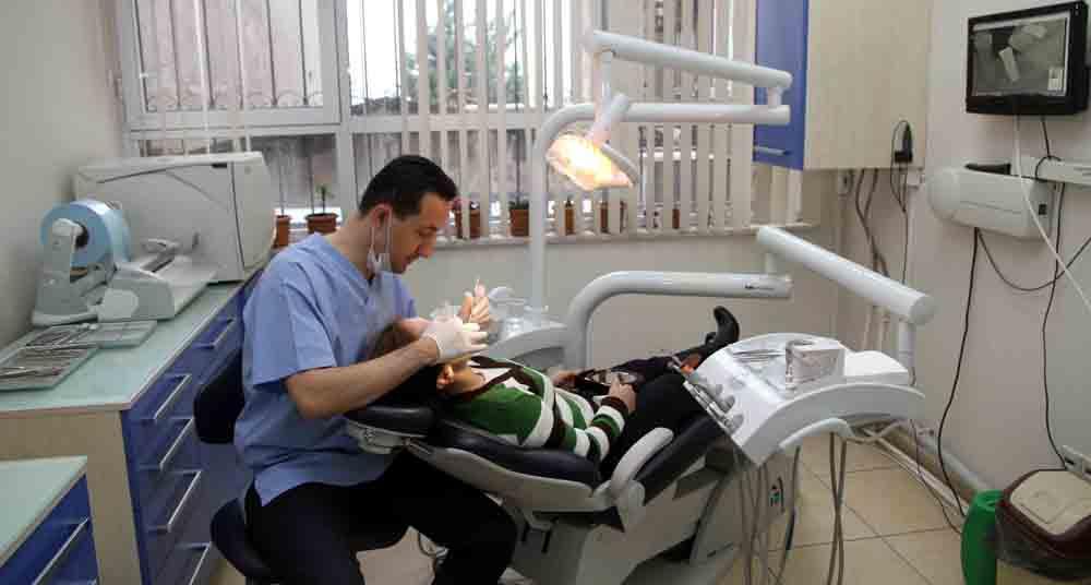 Büyükşehir'den Ağız ve Diş Sağlığı Merkezi