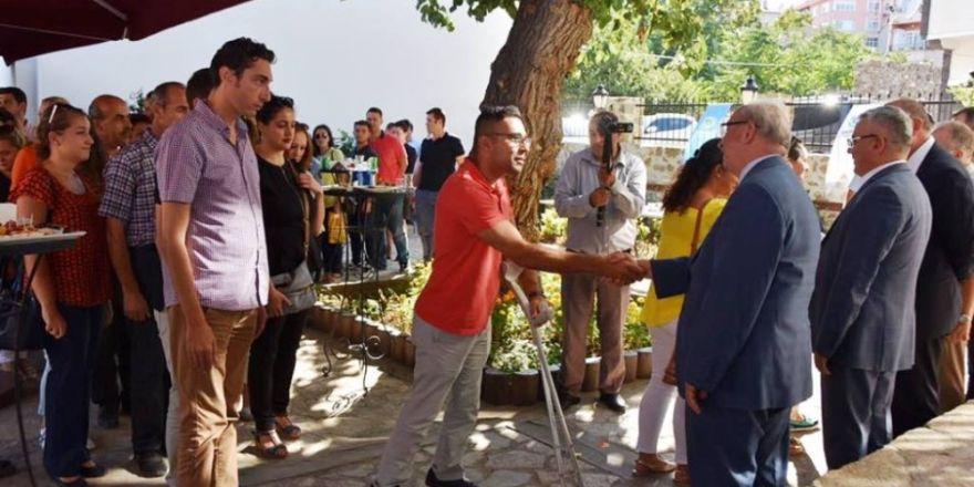 Tekirdağ Büyükşehir Belediyesinde Bayramlaşma Töreni
