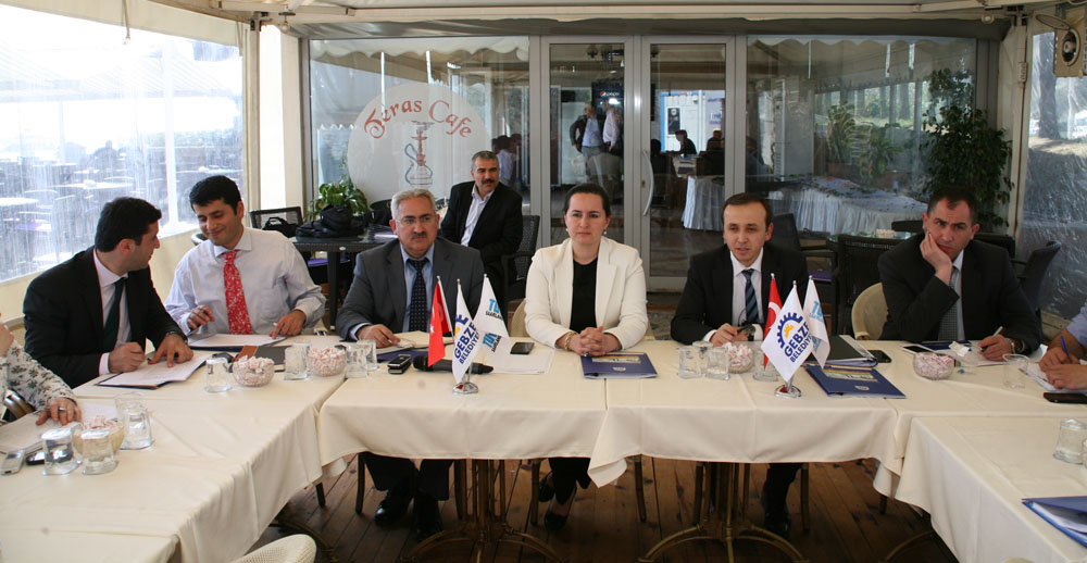 Temizlik işlerini Gebze'de buluşturan toplantı!