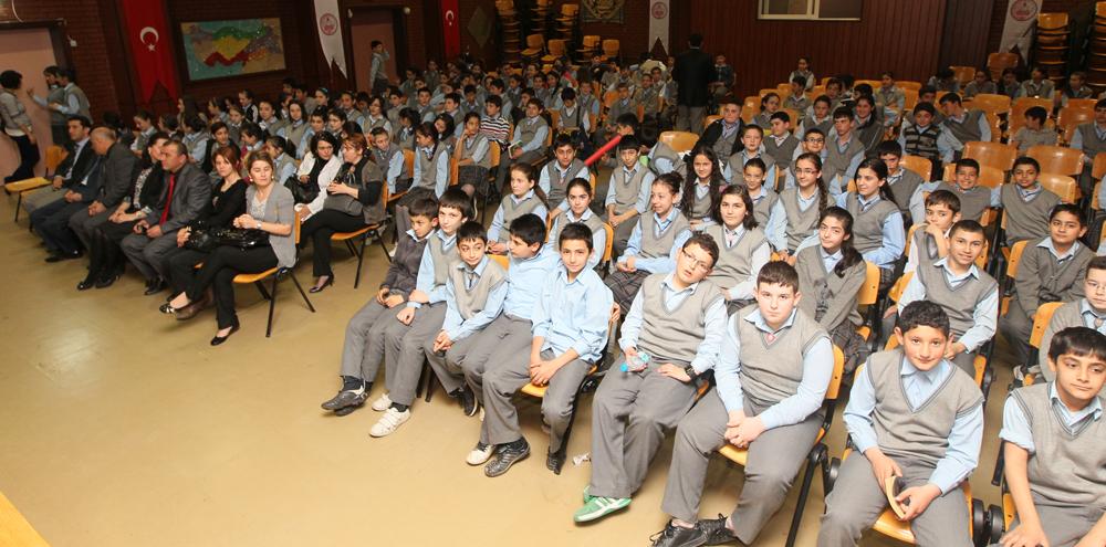 15 bin öğrenci bu seminere katılacak!