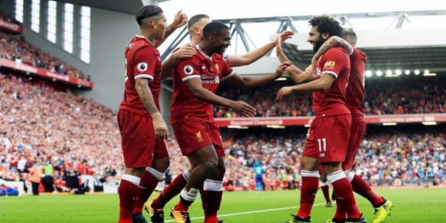 Liverpool, Arsenal'i darmadağın etti!