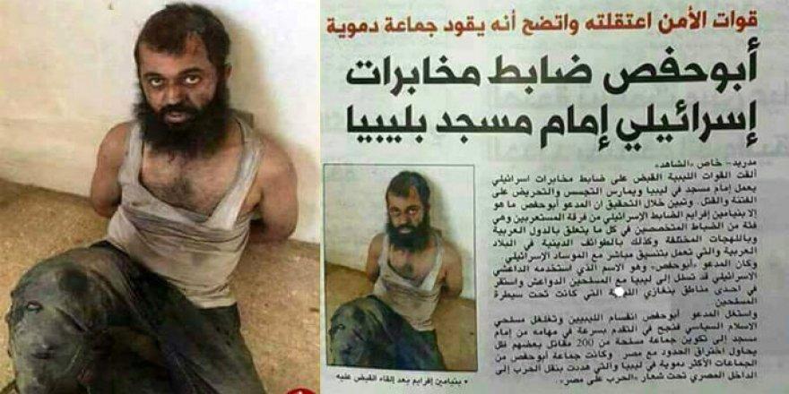 DAEŞ in En Acımasız Terör Grubunun İmamı Mossad Ajanı ...