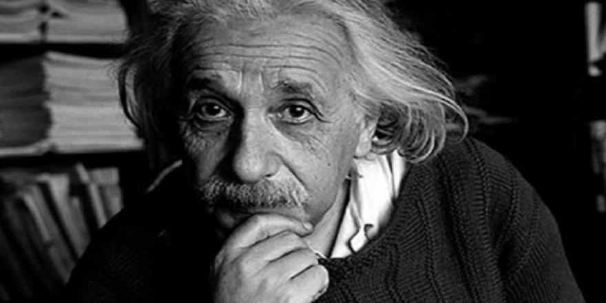 Einstein'ın mektubuna 31 bin dolar