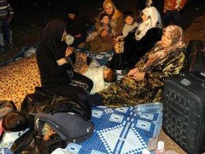 Suriye'den yeni göç dalgası!