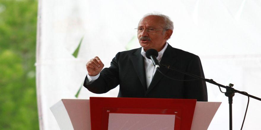 Kılıçdaroğlu Kurultayın Sonuç Bildirgesini Açıkladı