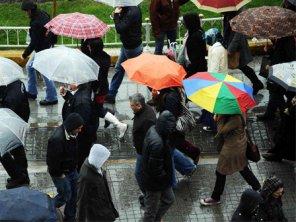 Marmara Bölgesi'ne yağış uyarısı!