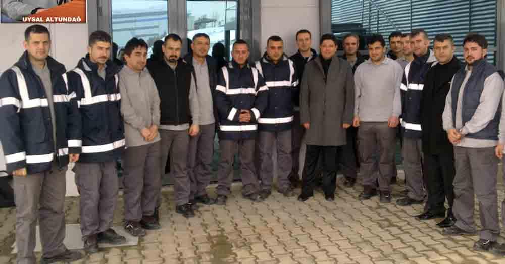 Türk Metal Dilovası'nda örgütlendi!
