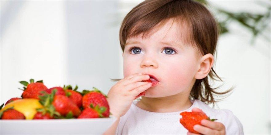 Bebeklerde besin alerjisine dikkat