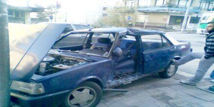 Gebze'de feci kaza: 3 yaralı!