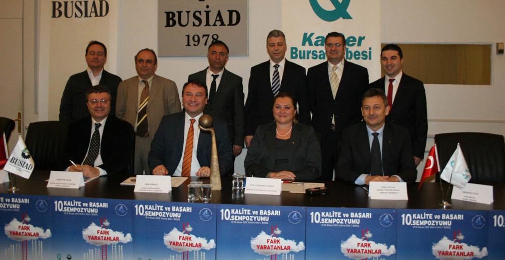Bursa'da kalite günleri için geri sayım başladı!