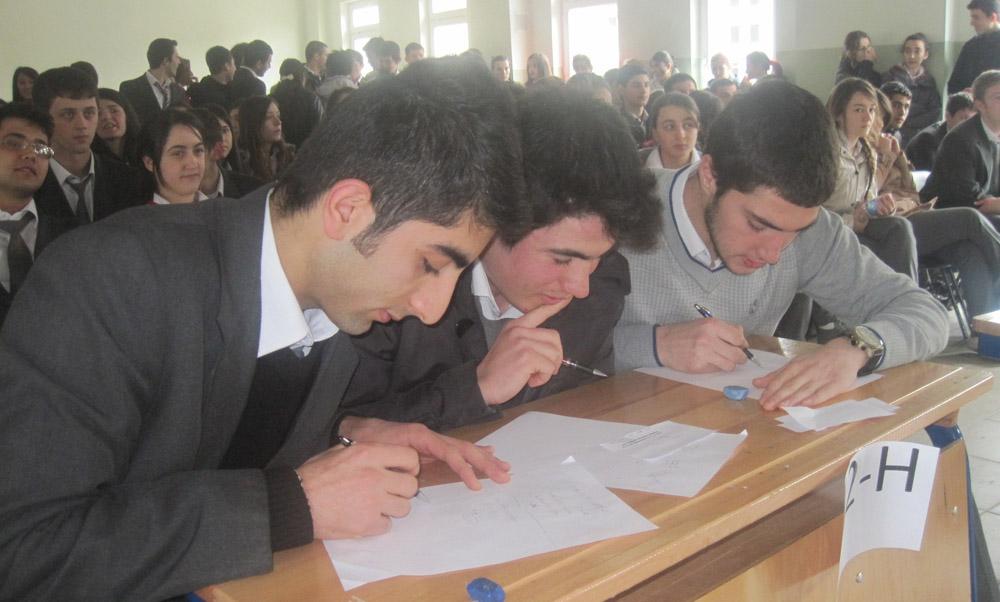 Fatih Projesi 3 okulda hada başlıyor!