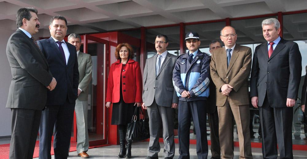 Ford Otosan'dan Bozüyük Belediyesi'ne ambulans!
