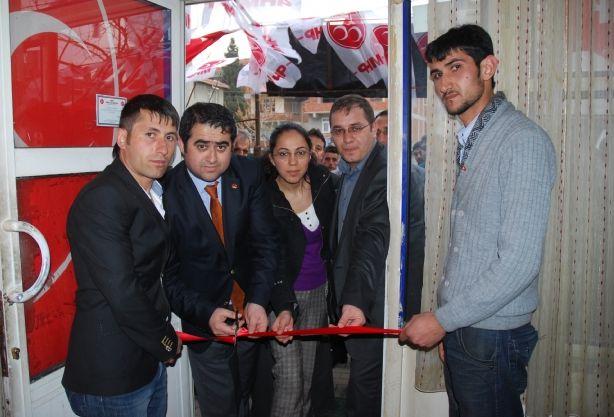MHP Darıca'da bir teşkilat daha!