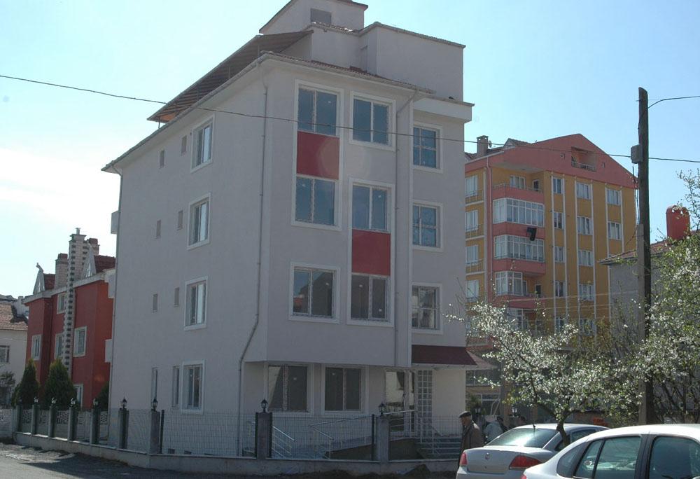 Çorlu'da kadın sığınma evi tamamlandı!