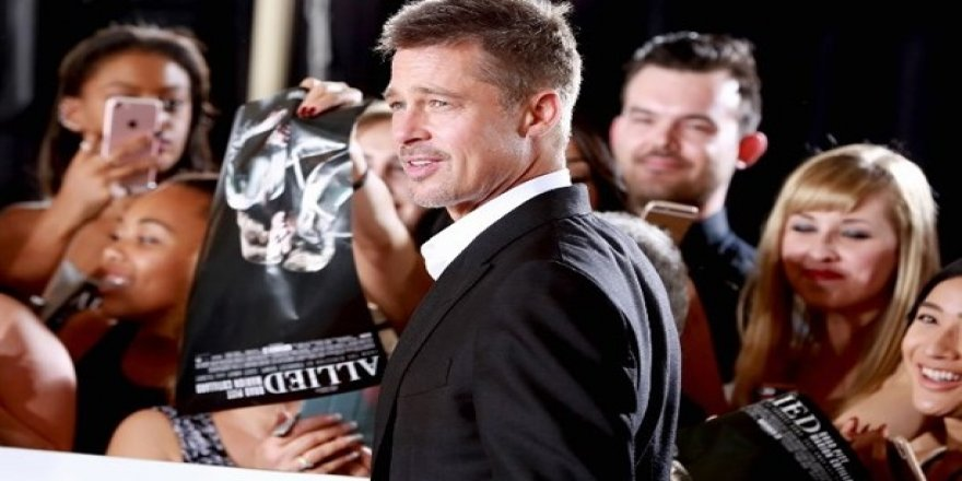 Brad Pitt'ten yıllar sonra gelen özür