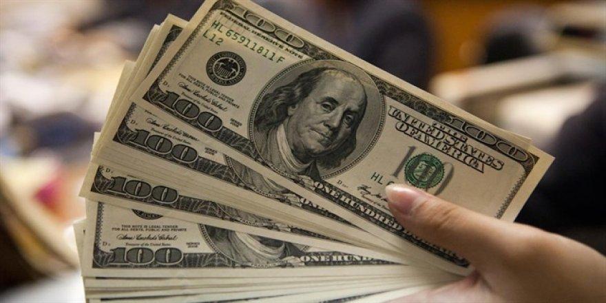Kocasına kızdı 7 bin 500 doları yedi