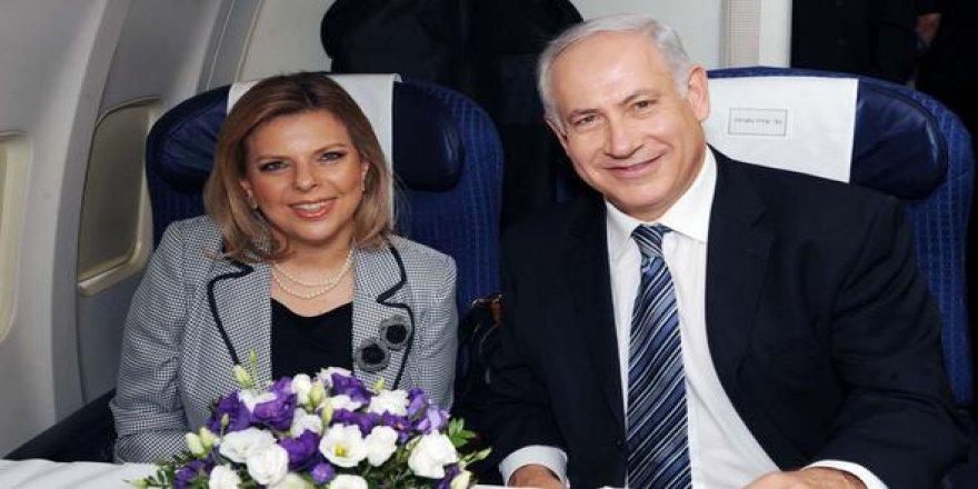 Netanyahu'nun eşine şok soruşturma!