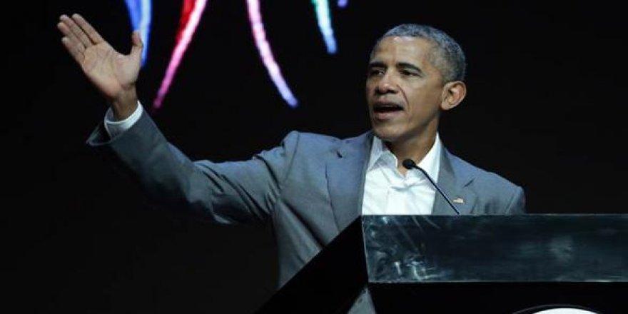 Obama'nın tepkisi sert oldu