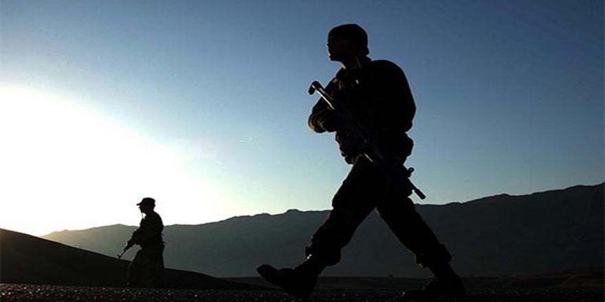 Bitlis-Muş Hattında Bir Terörist Etkisiz Hale Getirildi