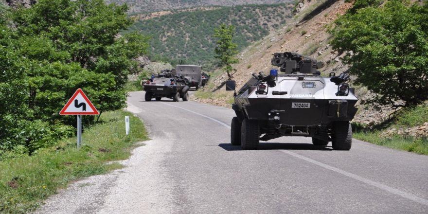 Lice'de 3 Terörist Ölü Olarak Ele Geçirildi