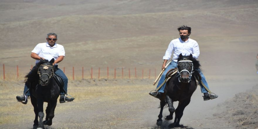 3'üncü Doğu Anadolu At Yarışları Yapıldı